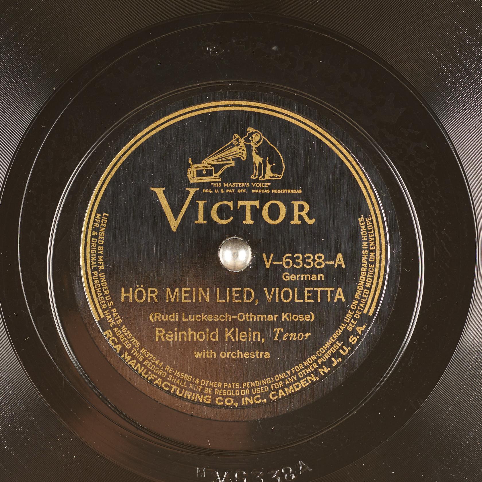 Violetta Lieder Download