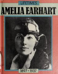 Cover of: Amelia Earhart | Richard Tames
