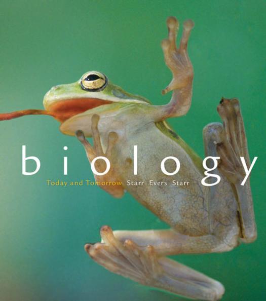 Biology by Cecie Starr