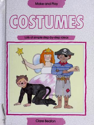 Cover of: Costumes by Clare Beaton