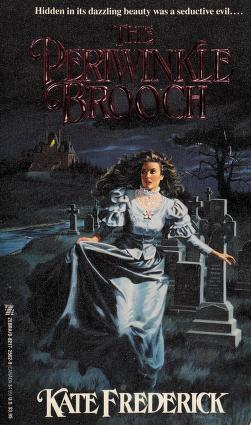 Cover of: The Periwinkle Brooch   K. Frederick